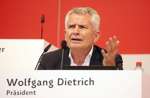 Wirbel um DFL und Wolfgang Dietrich
