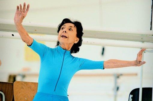 Georgette Tsinguirides ist ein Ballettwunder