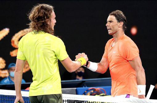 Stefanos Tsitsipas schafft historisches Comeback gegen Rafael Nadal
