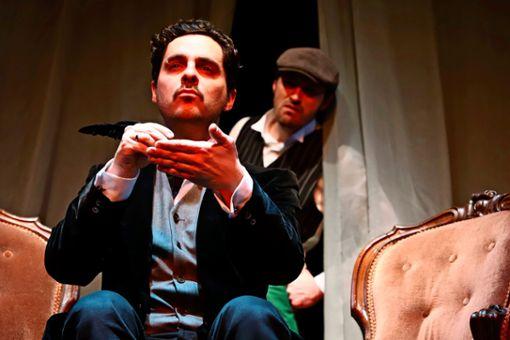 Jörg Pauly und Bernhard Linke sind ab dem 13. Oktober wieder im Theater der Altstadt zu sehen.