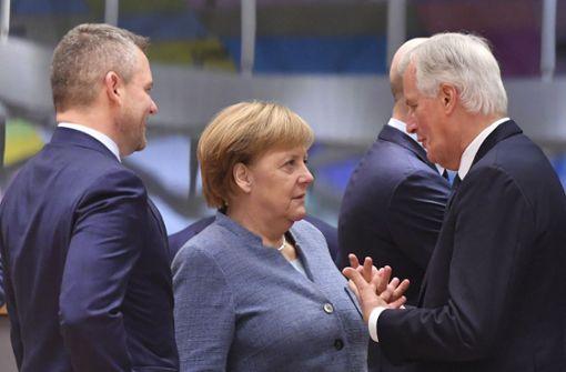 EU-Gipfel billigt Ausstiegs-Paket mit Großbritannien