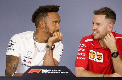 Die Formel-1-Weltmeister mit mindestens drei Titeln