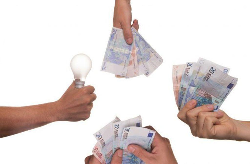Geld vom Publikum für die eigene Idee einsammeln - der Gedanke ist nicht neu. Foto: Pixabay/Tumisu/CC0