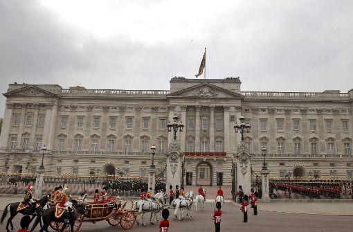 Großbaustelle 2017: Schönheitskur für Buckingham-Palast