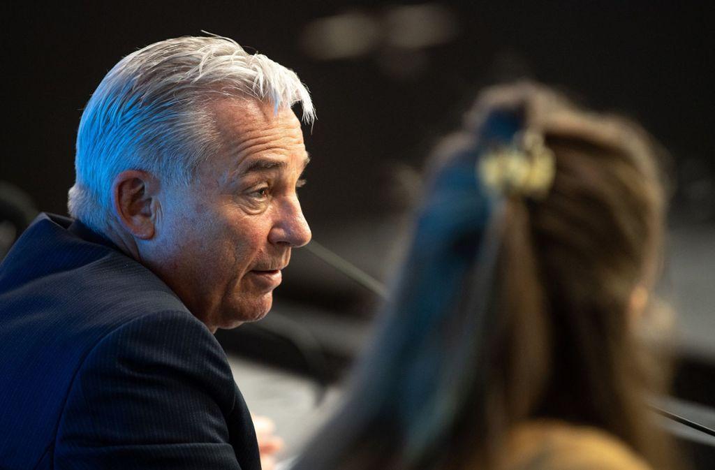 Innenminister Thomas Strobl (CDU) ist sich der Rückendeckung des Gerichts sicher. Foto: dpa