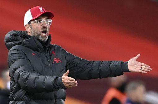 Jürgen Klopp und sein schwarzer Sonntag mit den Reds