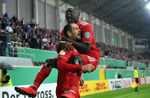 Hamburger SV steht im Halbfinale
