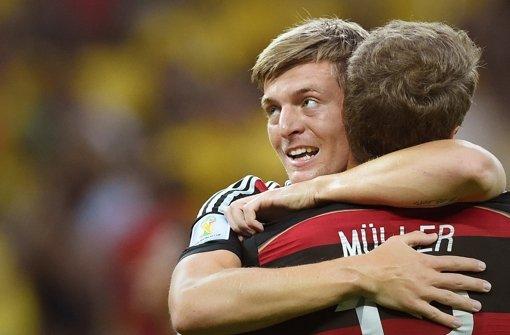 Kroos vom FC Bayern zu Real Madrid