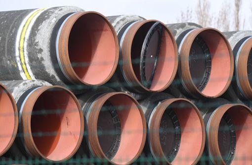 Streit über Pipeline mit  USA beigelegt