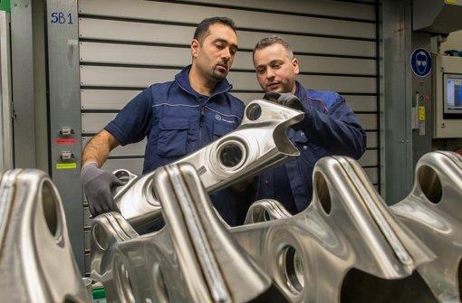 Daimler-Personaler: Fähigkeiten besser anerkennen