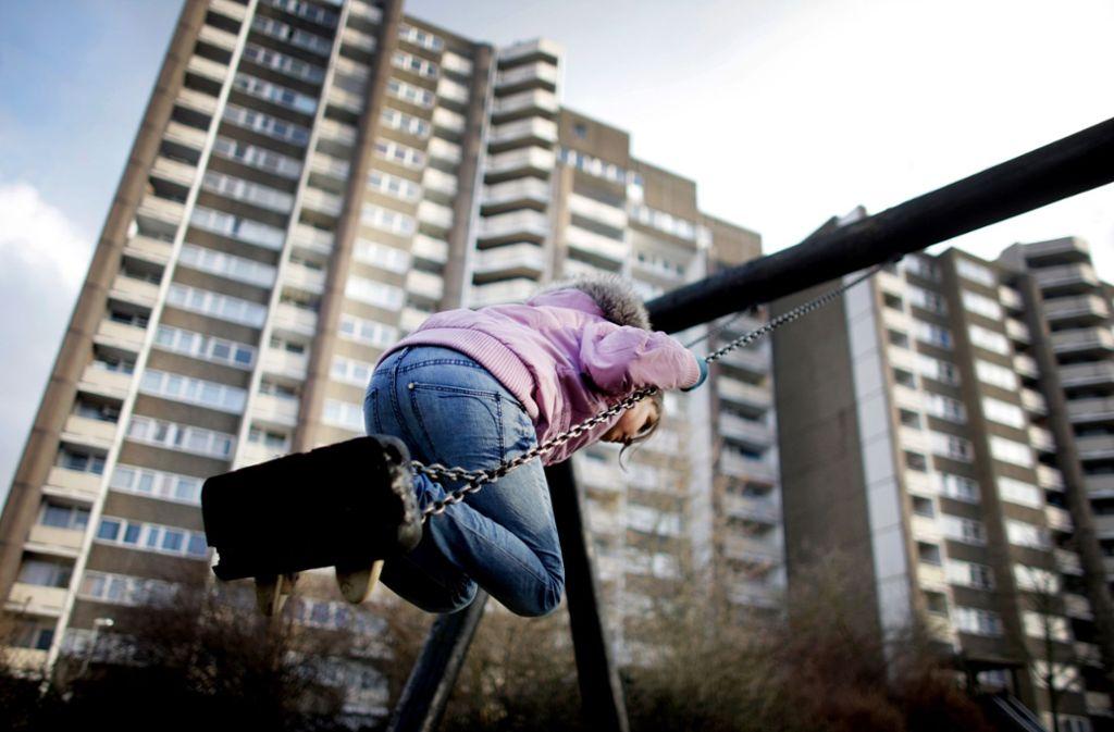 Kinder, deren Eltern von Sozialleistungen leben, sind benachteiligt Foto: dpa/Archiv