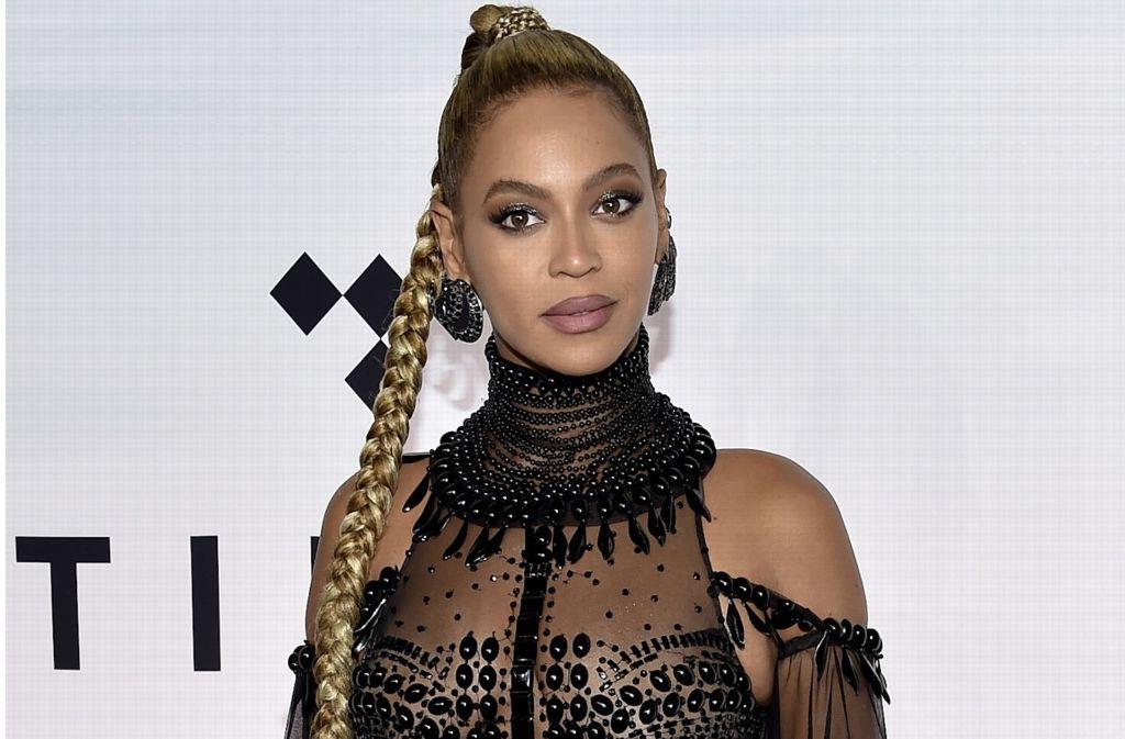 Die R&B-Sängerin Beyoncé Knowles-Carter ist gleich neun Mal für einen Grammy nominiert. Foto: Invision