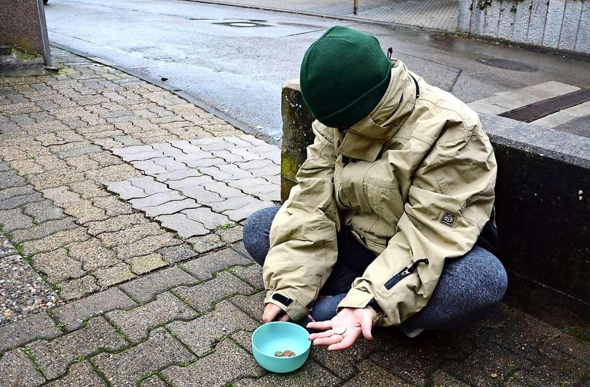 Die Zahl der Obdachlosen in Leinfelden-Echterdingen ist von 31 im Jahr 2011 auf mehr als hundert gestiegen Foto: Philipp Braitinger