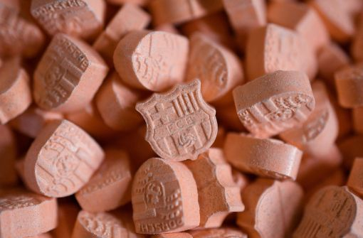 Partydrogen bleiben Pillen mit hohem Risiko