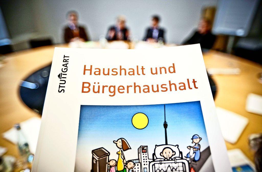 Bei der dritten Auflage im Jahr 2015 haben mehr als 38000 Stuttgarter über 3700 Vorschläge gemacht. Foto: Leif Piechowski (Archiv)