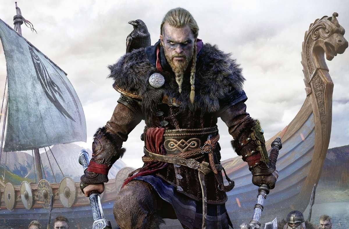 Im neuesten Ableger der erfolgreichen Assassin's-Creed-Reihe geht es meistens rustikal zu. Foto: Ubisoft