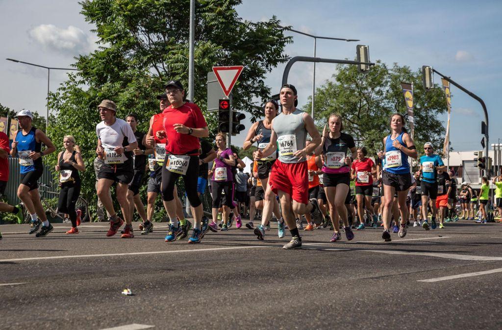 Der Stuttgartlauf 2017 – Veranstaltungen wie diese verbuchen immer mehr Zulauf. Foto: Lichtgut/Julian Rettig