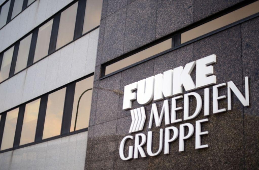 Die Übernahme der Regionalzeitungen und Frauenzeitschriften des Axel-Springer-Verlages durch die Funke Mediengruppe wurde vom Bundeskartellamt abgesegnet. Foto: dpa