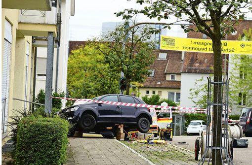 Unfall in Altbach war offenbar ein Mordversuch
