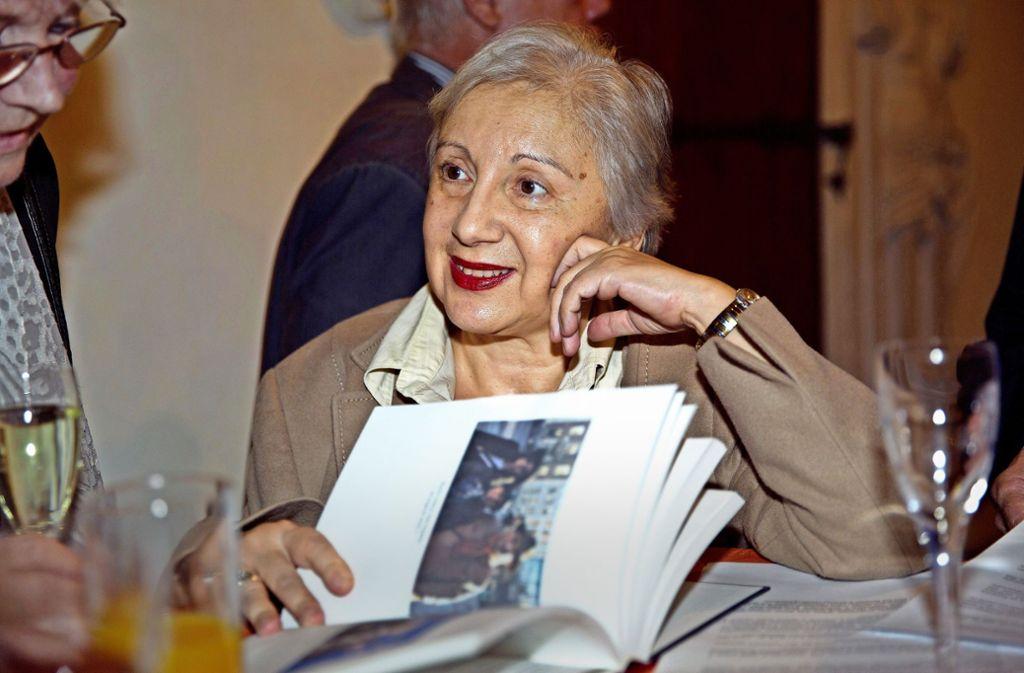 Sie hat das Lächeln trotz aller Rückschläge noch nicht  verlernt:  Leyla Yunus. Foto: Ines Rudel