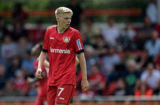 Marco Wolf wechselt von Bayer Leverkusen zum VfB II