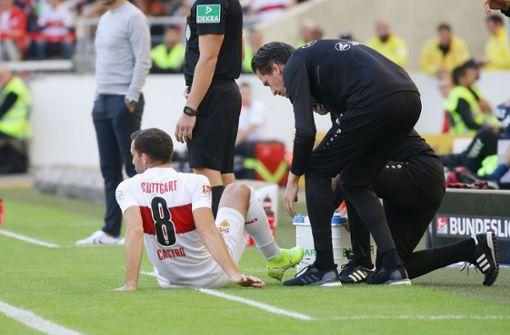 VfB ohne zwei Stützen gegen Bielefeld