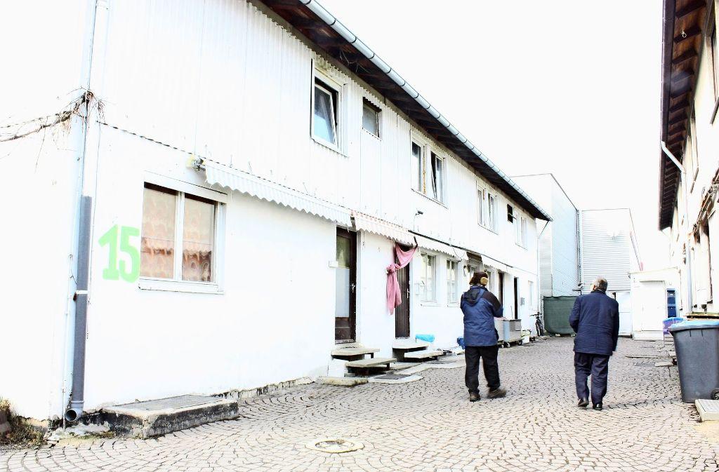 Der   Verein VKBI bietet in Echterdingen auch Räume zur Untermiete an. Foto: Natalie Kanter