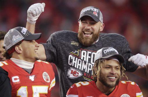 Diese Teams stehen im Super-Bowl-Finale