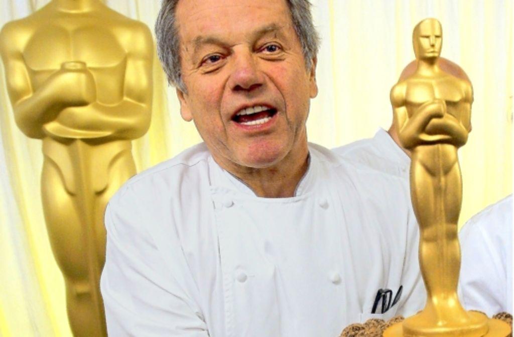Wolfgang Puck kocht seit Jahrzehnten für die Prominenz in Hollywood. Foto: dpa