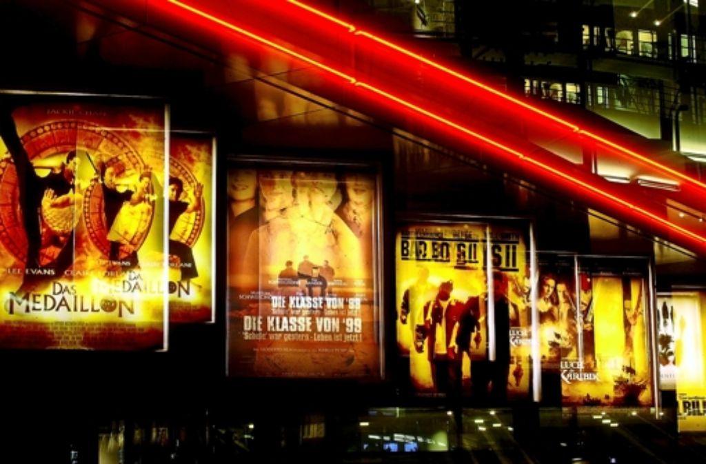 Nur Filmverleiher haben in Deutschland das Recht für Kinofilme in der Öffentlichkeit zu werben. Foto: Achim Zweygarth