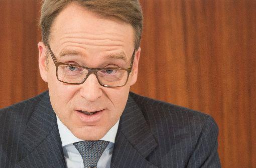 EZB-Risiken schmälern Bundesbank-Gewinn