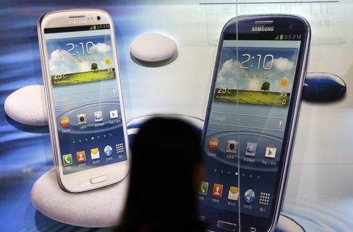Samsungs Gewinn sprudelt kräftig