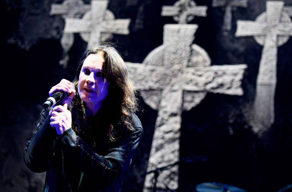 Black Sabbath haben am 4. Februar 2017 ihre Karriere offiziell beendet. Nun kommt noch ein Film über die Heavy-Metal-Urväter in die Kinos. Foto: GETTY IMAGES NORTH AMERICA