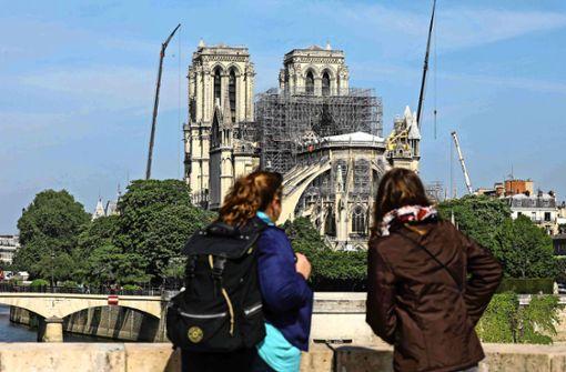 Notre-Dame erwacht langsam wieder zum Leben