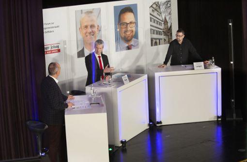 Reaktionen nach dem Kandidaten-Duell