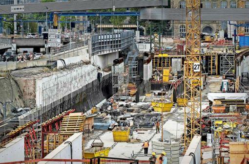 Zeitplan für Stadtbahnverlegung wackelt