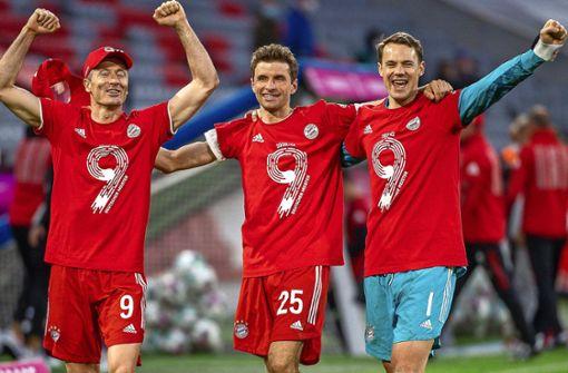 Der FC Bayern und seine Sucht nach dem nächsten Kick