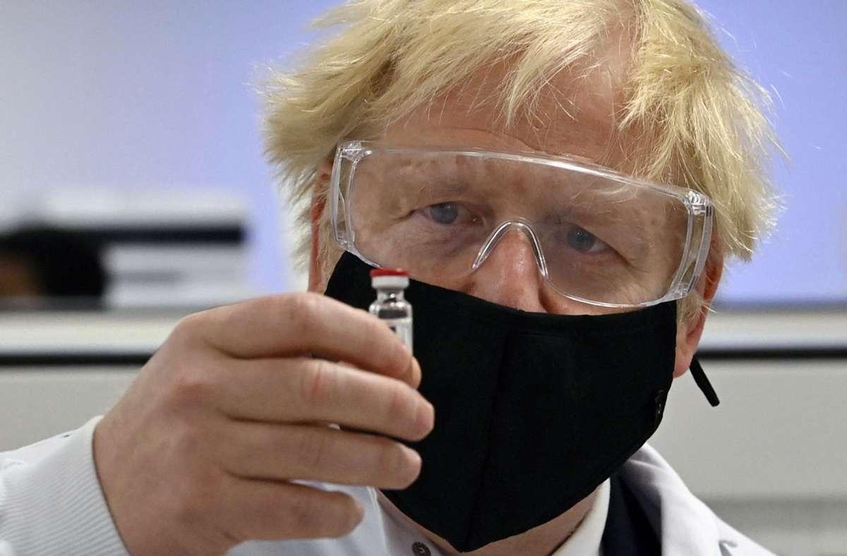 In Großbritannien werden jetzt zwei Impfmittel eingesetzt (Archivbild). Foto: AP/Paul Ellis