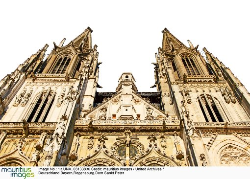 Regensburg weist den Pietisten  den Weg