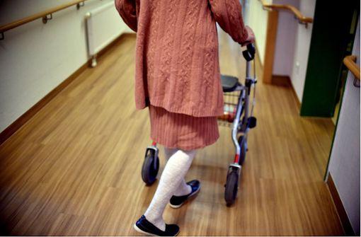 Kleine Pflegeheime bangen um ihre Existenz