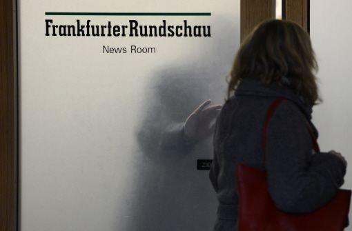 """""""FAZ"""" will """"Frankfurter Rundschau"""" übernehmen"""