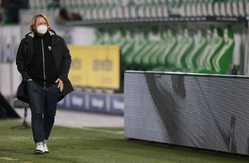 Wie Sven Mislintat eine Komfortzone beim VfB vermeiden will