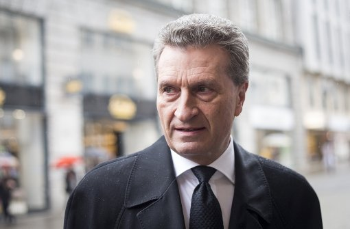 """oettinger englisch sprüche Sprüche von Günther Oettinger: Von Schlitzaugen und """"sitting in  oettinger englisch sprüche"""