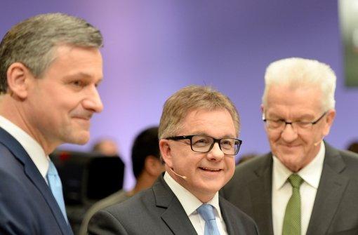 CDU bleibt in Umfrage hinter Grünen zurück