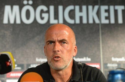 Frontzeck wird neuer Trainer