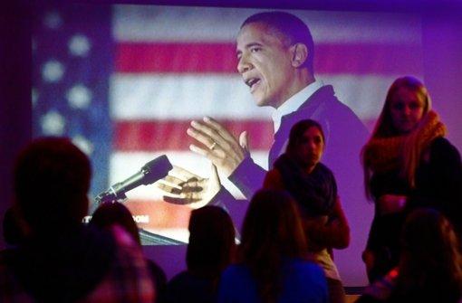 """Obama-Mania"" im Landtag"