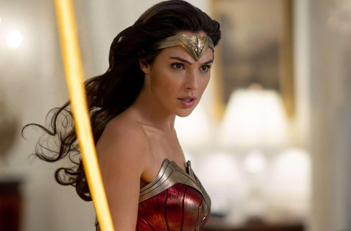 Die Schauspielerin Gal Gadot soll ein weiteres Mal als Wonder Woman antreten. Foto: AP/Clay Enos