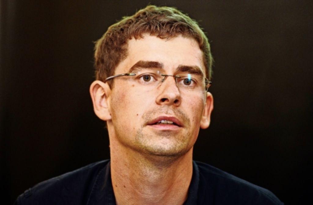 Johannes Krause ist Archäogenetiker. Foto: AP