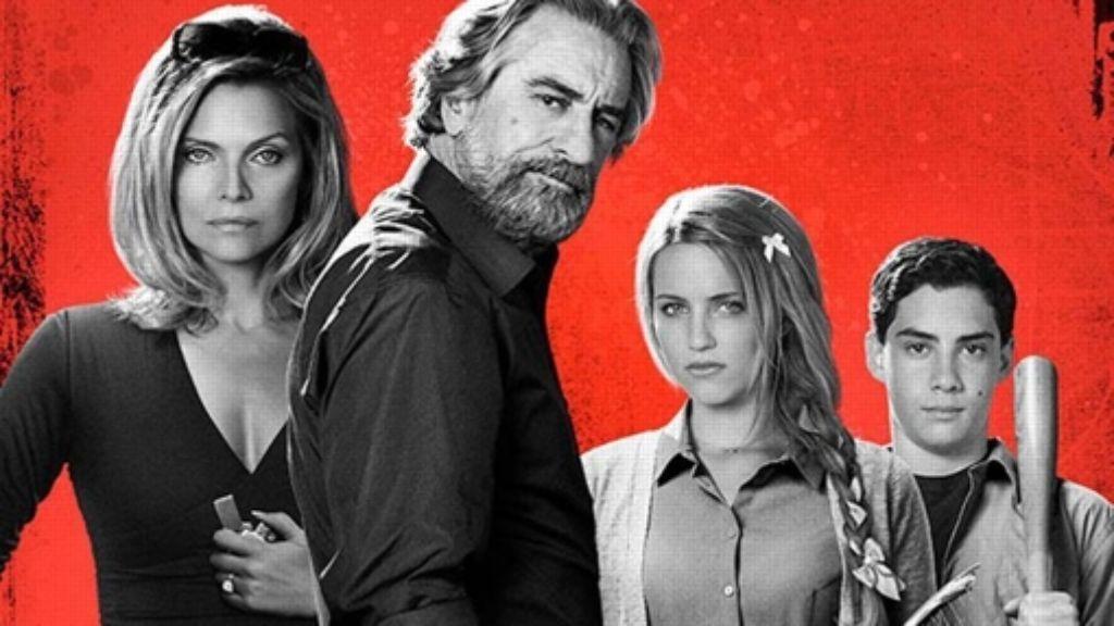 """Gestatten? Familie Blake alias Manzoni. Michelle Pfeiffer und Robert De Niro spielen die Hauptrollen in Luc Bessons """"Malavita""""-Verfilmung – demnächst im Kino. Foto: Verleih"""