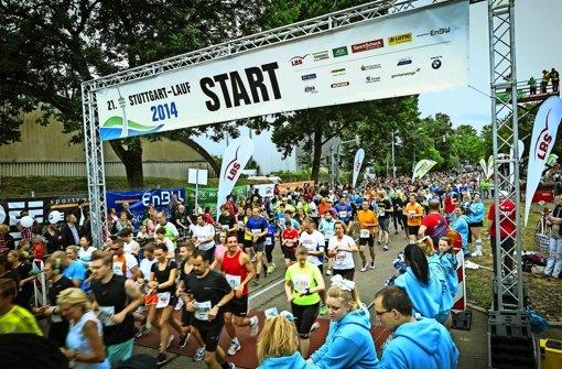 19.000 Sportler gehen an den Start
